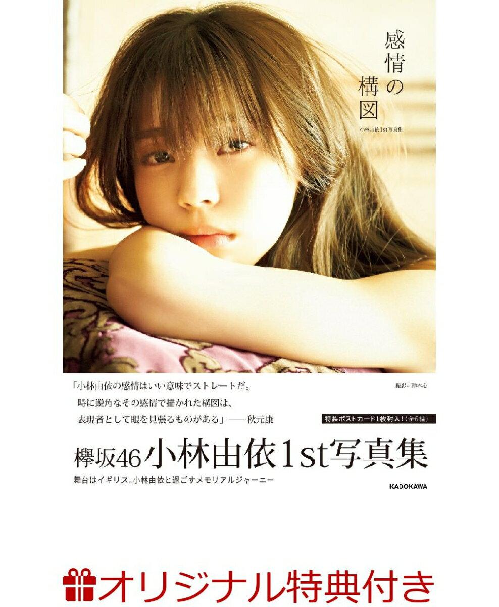 【楽天ブックス限定特典付き】小林由依1st写真集「感情の構図」