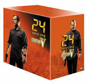 24-TWENTY FOUR- シーズン5 DVDコレクターズBOX [ キーファー・サザーランド ]