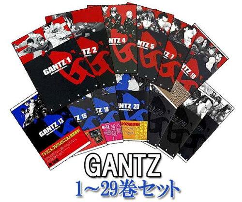 GANTZ 1-29巻セット (ヤングジャンプ・コミックス) [ 奥浩哉 ]
