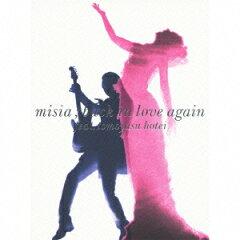 【送料無料】Back In Love Again (feat.布袋寅泰)(初回生産限定盤 CD+DVD) [ MISIA ]