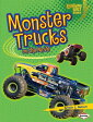 Monster Trucks on the Move MONSTER TRUCKS ON THE MOVE (Lightning Bolt Books: Vroom-Vroom (Hardcover)) [ Kristin L. Nelson ]