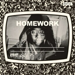 【輸入盤】Homework [ Kev Brown ]
