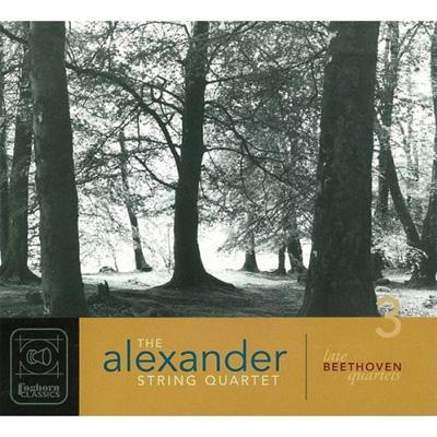 【輸入盤】String Quartet, 12, 13, 14, 15, 16, Great Fugue: Alexander Sq (2008)画像