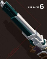 GOD EATER vol.6【Blu-ray】