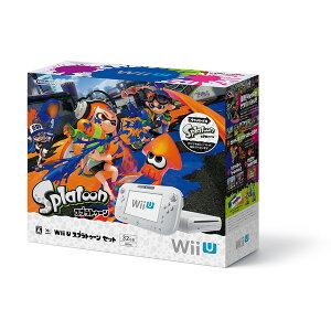 【楽天ブックスならいつでも送料無料】Wii U スプラトゥーン セット