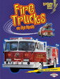 Fire Trucks on the Move FIRE TRUCKS ON THE MOVE (Lightning Bolt Books: Vroom-Vroom (Hardcover)) [ Judith Jango-Cohen ]