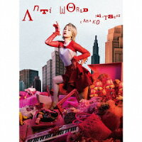 TVアニメ『100万の命の上に俺は立っている』OPテーマ「Anti world」(初回限定盤 CD+Blu-ray)