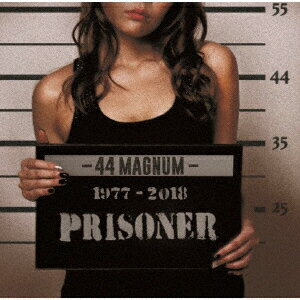 PRISONER (初回限定盤) [ ー44 MAGNUM- ]