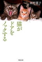 【送料無料】【予約同日発売】M1203猫がドアをノックする [ 岡野薫子 ]