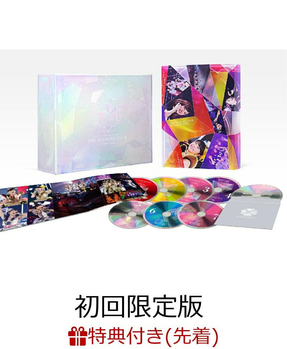 """【先着特典】ももいろクローバーZ 10th Anniversary The Diamond Four -in 桃響導夢ー LIVE DVD(初回限定版)(""""クロダイ""""キーホルダー付き)"""