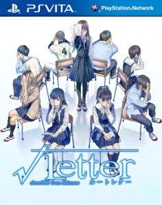 √Letter ルートレター 通常版 PS Vita版