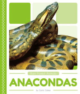 Anacondas ANACONDAS (Rain Forest Animals) [ Golriz Golkar ]