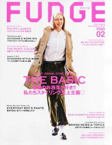 【送料無料】FUDGE (ファッジ) 2014年 02月号 [雑誌]