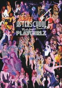 邦楽, ロック・ポップス AFTERSCHOOL First Japan Tour 2012 -PLAYGIRLZ- AFTERSCHOOL