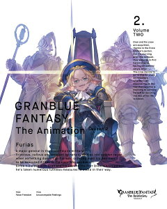 GRANBLUE FANTASY The Animation Season 2 2(完全生産限定版)【Blu-ray】