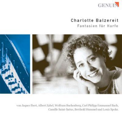 【輸入盤】Charlotte Balzereit Fantasienfur Harfe画像