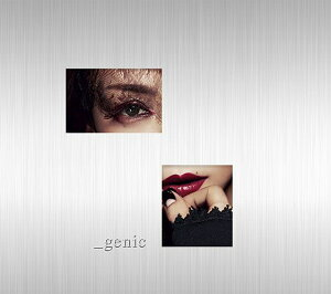 【楽天ブックスならいつでも送料無料】_genic (CD+Blu-ray) [ 安室奈美恵 ]