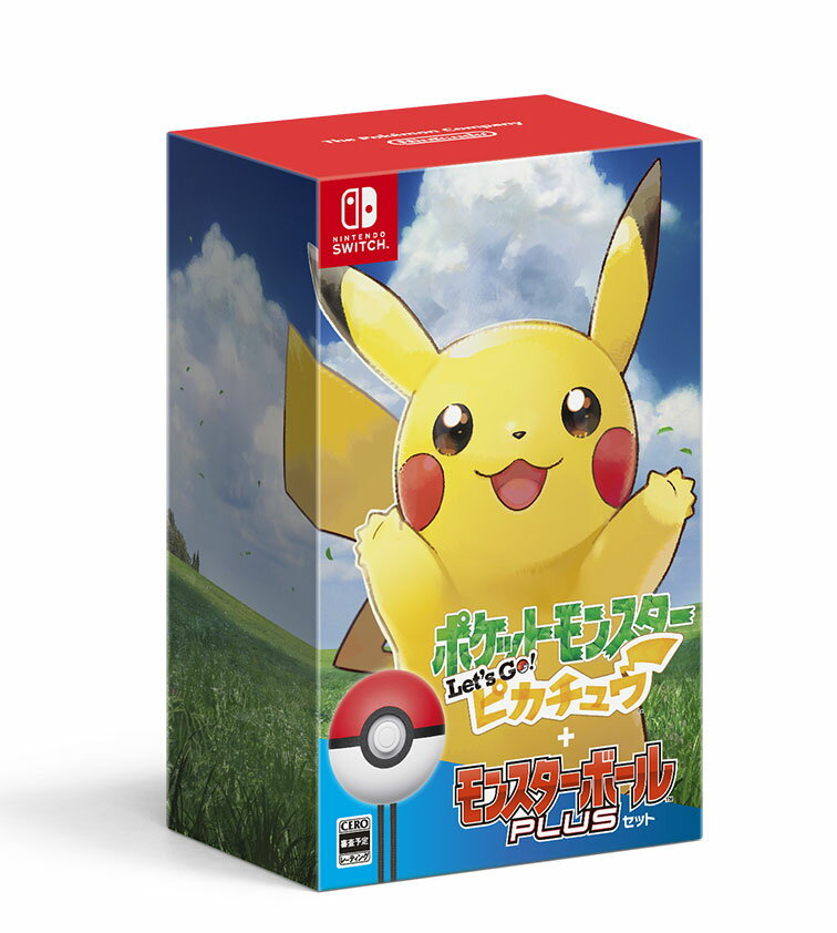 Nintendo Switch, ソフト  Lets Go Plus