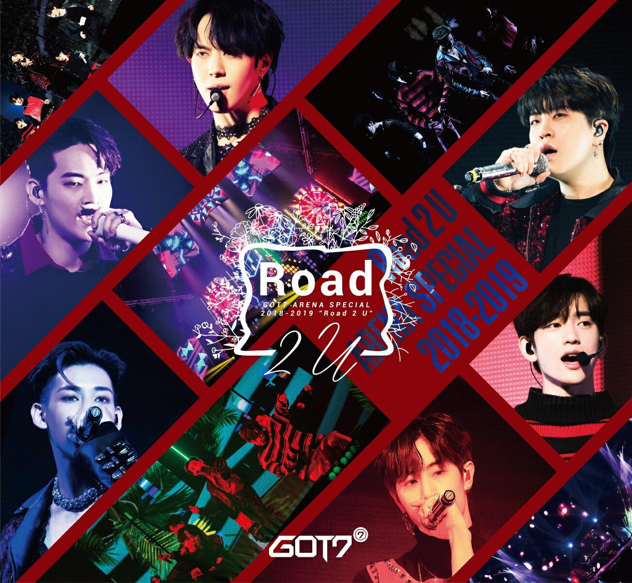 ミュージック, その他 GOT7 ARENA SPECIAL 2018-2019 Road 2 U(Blu-ray)Blu-ray GOT7