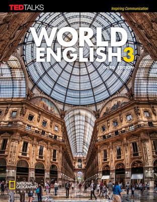 World English 3 with My World English Online画像
