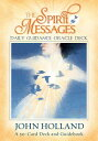 The Spirit Messages Daily Guidance Oracle Deck: A 50-Card Deck and Guidebook SPIRIT MESSAGES DAIL...