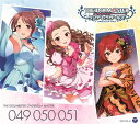 THE IDOLM@STER CINDERELLA MASTER 049-051 関裕美・三船美優・村上巴 [ 関裕美 三船美優 村上巴 ]
