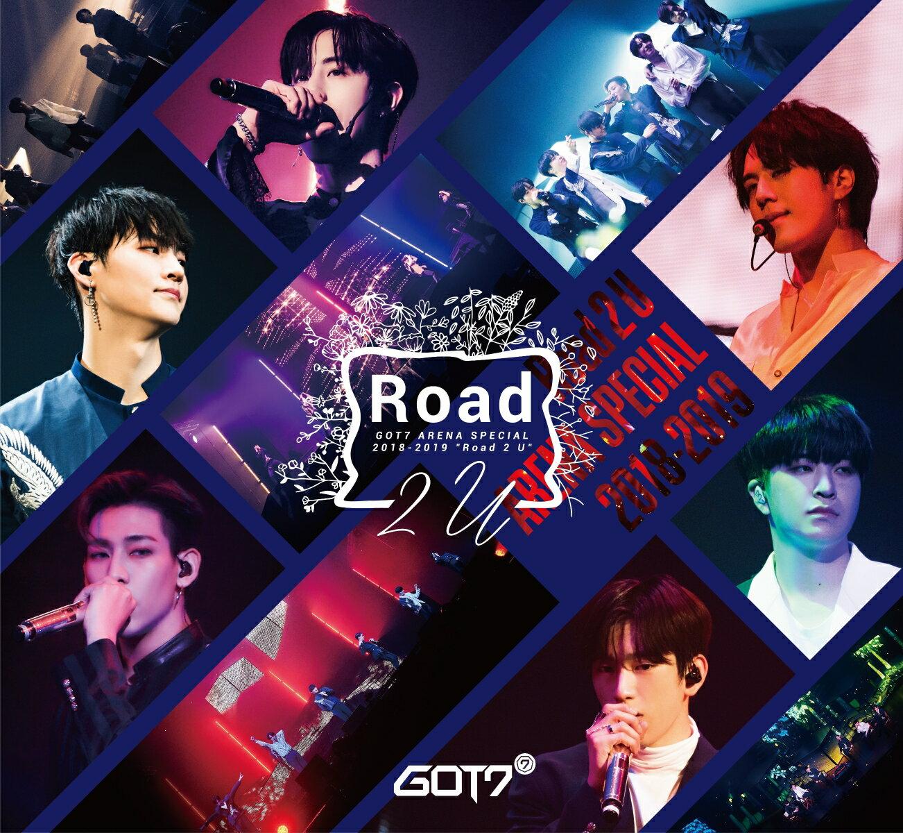 韓国(K-POP)・アジア, 韓国(K-POP)・アジア GOT7 ARENA SPECIAL 2018-2019 Road 2 U(DVD) GOT7