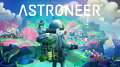 【特典】ASTRONEER -アストロニーアー PS4版(【外付け初回特典】冒険に役立つガイドブック)の画像