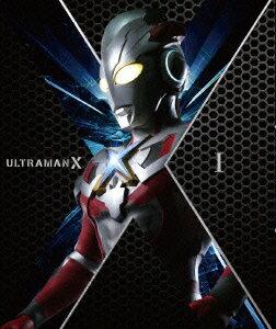 ウルトラマンX Blu-ray BOX 1【Blu-ray】画像