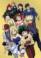 僕のヒーローアカデミア THE MOVIE 〜2 人の英雄〜 DVD プルスウルトラ版