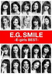 E.G. SMILE -E-girls BEST- (2CD+3Blu-ray+スマプラムービ…