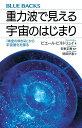 重力波で見える宇宙のはじまり 「時空のゆがみ」から宇宙進化を探る (ブルーバックス) [ ピエール・ビネトリュイ ]