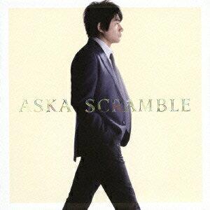 【送料無料】SCRAMBLE (CD+Blu-rayDisc) [ ASKA ]