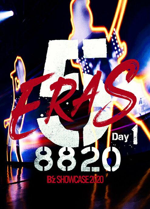 B'z SHOWCASE 2020 -5 ERAS 8820-Day1【Blu-ray】