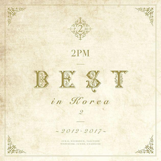 ロック・ポップス, その他 2PM BEST in Korea 2 2012-2017 (A CDDVD) 2PM