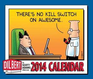Dilbert Calendar [ Scott Adams ]