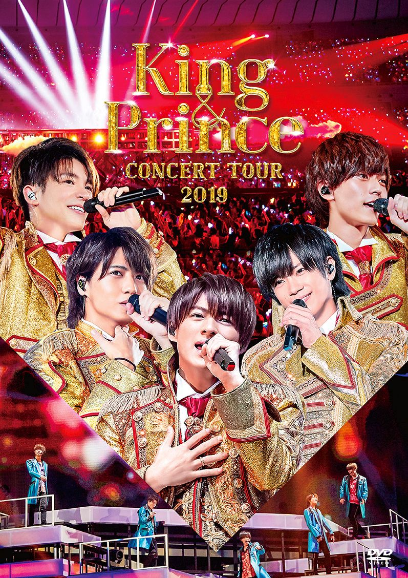 ミュージック, その他 King Prince CONCERT TOUR 2019()Blu-ray King Prince