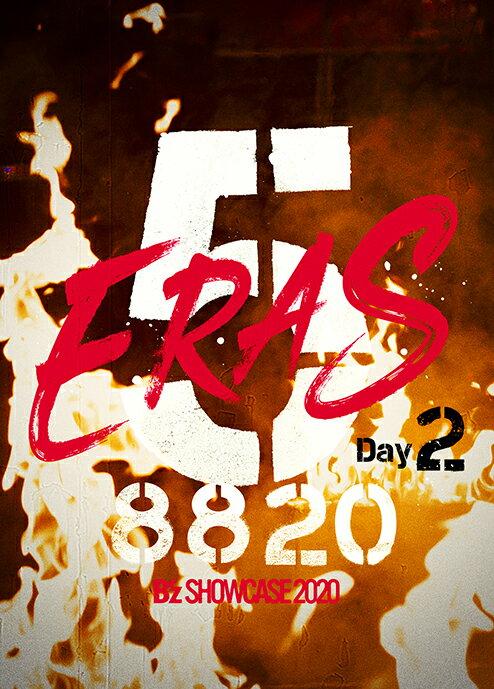 B'z SHOWCASE 2020 -5 ERAS 8820-Day2【Blu-ray】