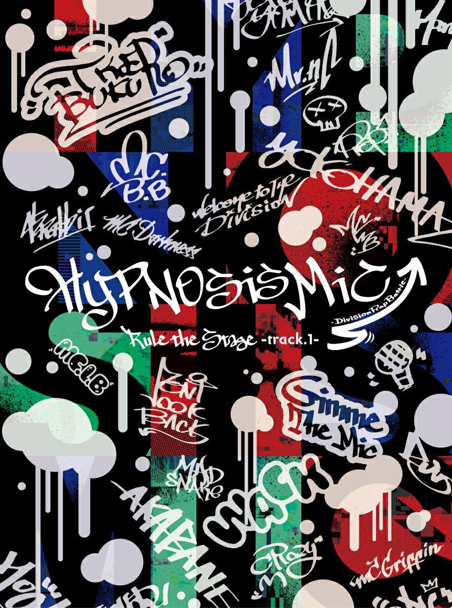 『ヒプノシスマイクーDivision Rap Battle-』Rule the Stage -track.1- 初回限定版DVD(仮)