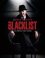 ブラックリスト SEASON1 COMPLETE BOX【Blu-ray】