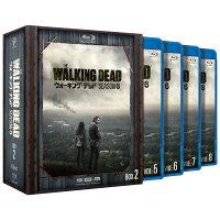 ウォーキング・デッド6 Blu-ray BOX-2【Blu-ray】