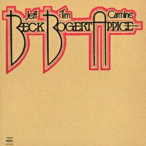 ベック・ボガート&アピス(Blu-spec CD2)画像