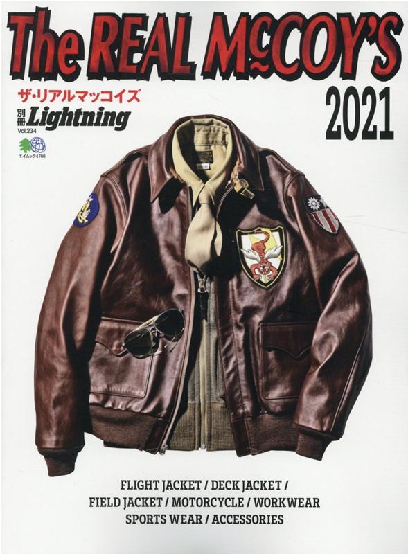 ファッション・美容, ファッション The REAL McCOYS2021 Lightning Vol234