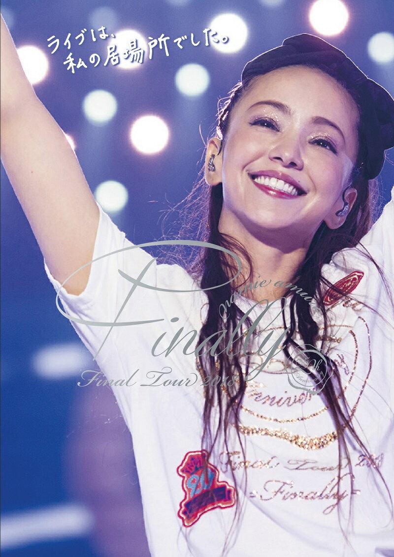 namie amuro Final Tour 2018 〜Finally〜 (東京ドーム最終公演+25周年沖縄ライブ)(通常盤)