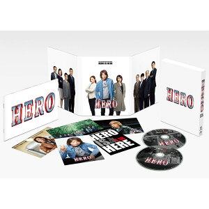 【楽天ブックスならいつでも送料無料】HERO Blu-ray スペシャル・エディション(2015)【Blu-ra...