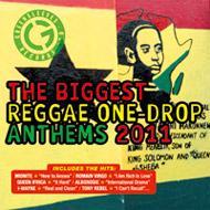 【輸入盤】Biggest Reggae One Drop Anthems 2011画像