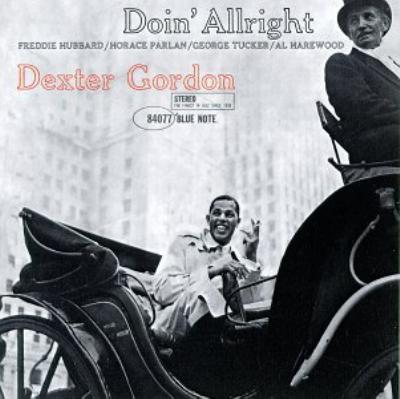 【送料無料】【輸入盤】Doin' All Right (Rmt) [ Dexter Gordon ]
