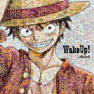 【楽天ブックスならいつでも送料無料】Wake up! (初回限定盤 CD+DVD) [ AAA ]