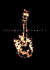 """eternal flames (BOX盤 CD+DVD+""""eternal flames""""バンドスコア+写真集)"""