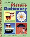 Little Golden Picture Dictionary LITTLE GOLDEN PICT DICT (Little Golden Book) [ Golden Books ]